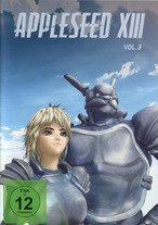 Appleseed XIII - Volume 3