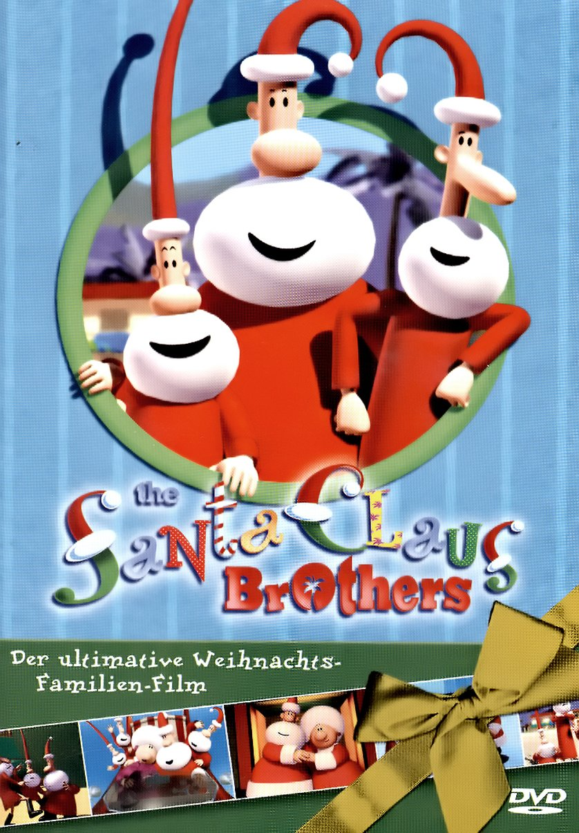 Santa Claus Brothers Dvd Oder Blu Ray Leihen