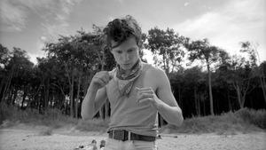 Joel Basman in 'Wir sind jung. Wir sind stark.' © Zorro Film