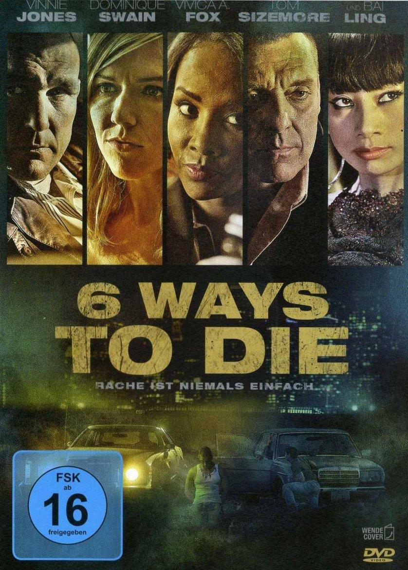 6 Ways To Create A Bohemian California Look No Matter What: 6 Ways To Die: DVD Oder Blu-ray Leihen