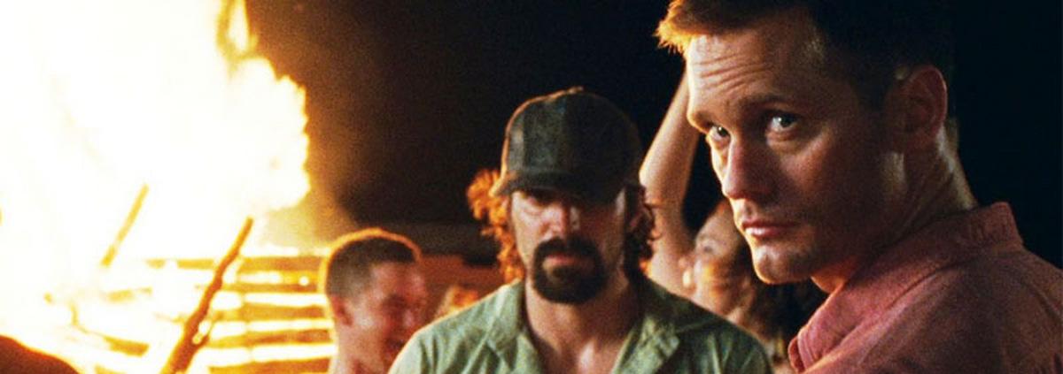 Alexander Skarsgard: Von den Blutsaugern über die Straw Dogs ins Battleship
