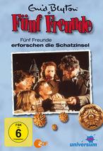 Fünf Freunde 02 - Fünf Freunde erforschen die Schatzinsel