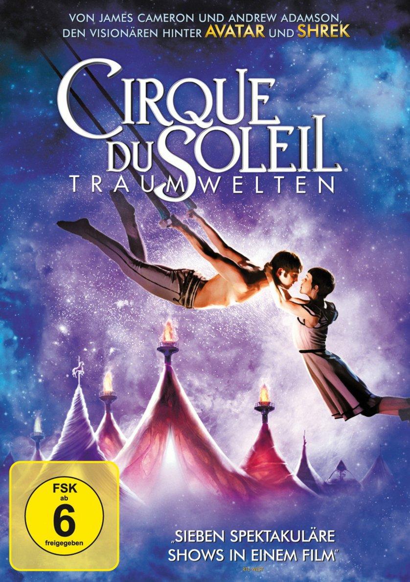 Cirque Du Soleil Traumwelten