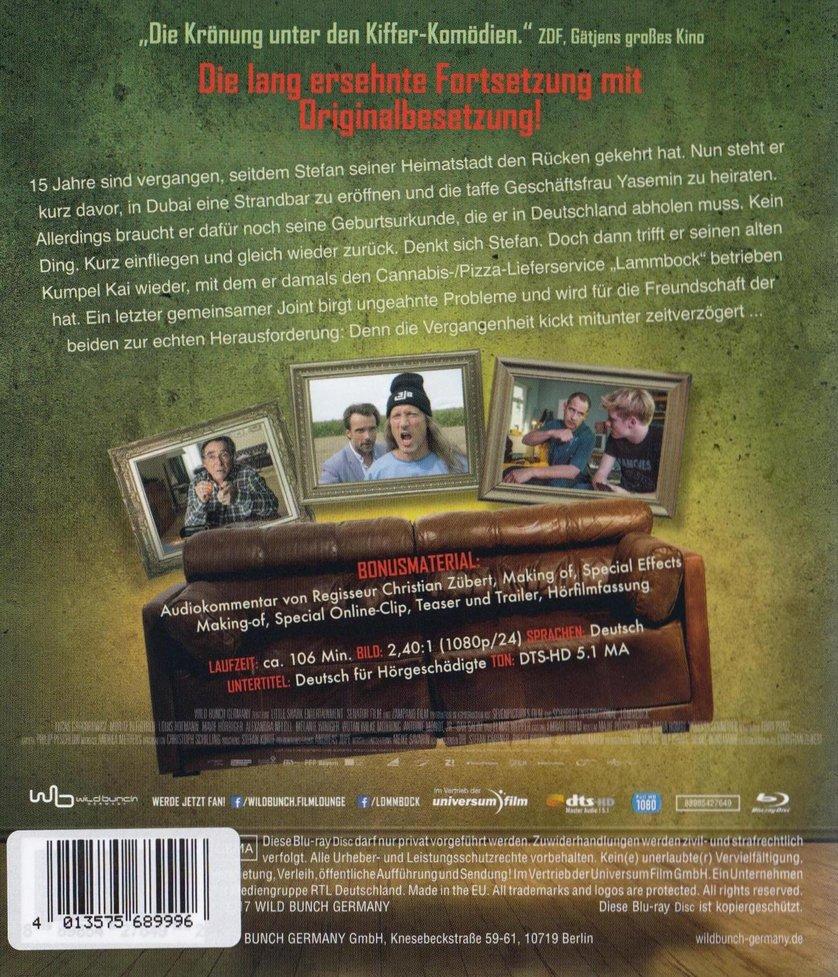 Lommbock Dvd