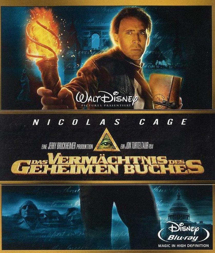 Das Vermächtnis Des Geheimen Buches Dvd Oder Blu Ray Leihen