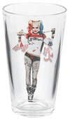 Suicide Squad Harley Bat powered by EMP (Pint-Glas)