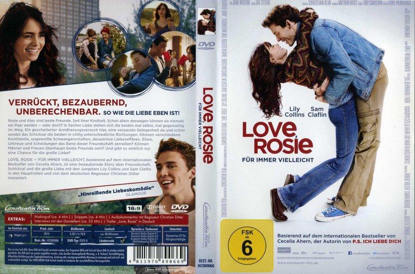 Love Rosie Für Immer Vielleicht Dvd