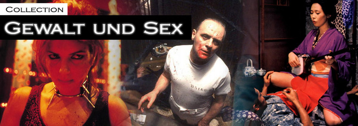 Skandalfilm Collection: Gewalt und Sex: Hollywood und seine Skandale!