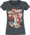 Tom And Jerry Rocket Prank powered by EMP (T-Shirt)