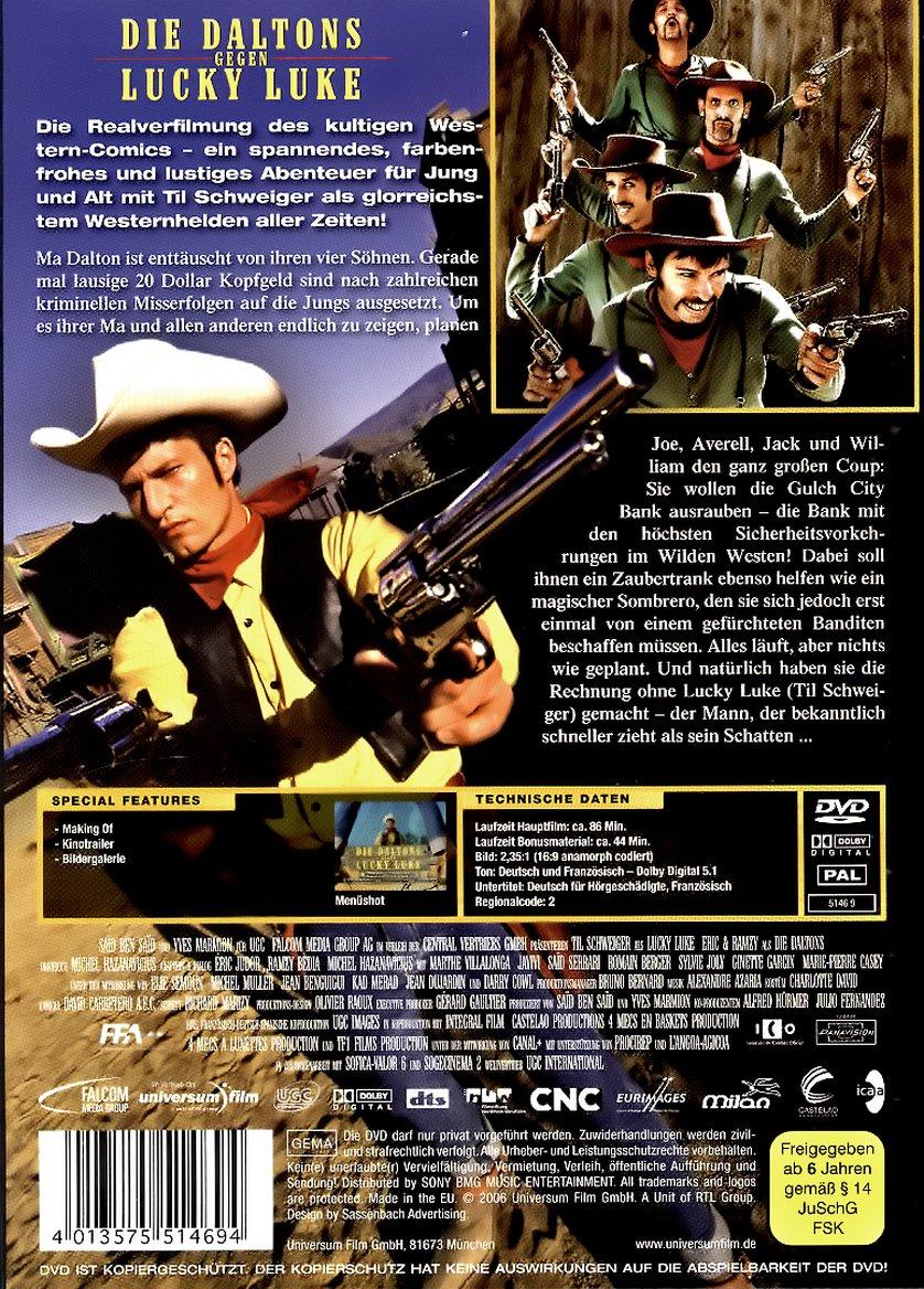 Lucky Luke Deutsch Ganzer Film