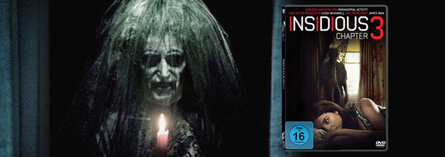 Insidious 3: Alles auf Anfang: Insidious Chapter 3