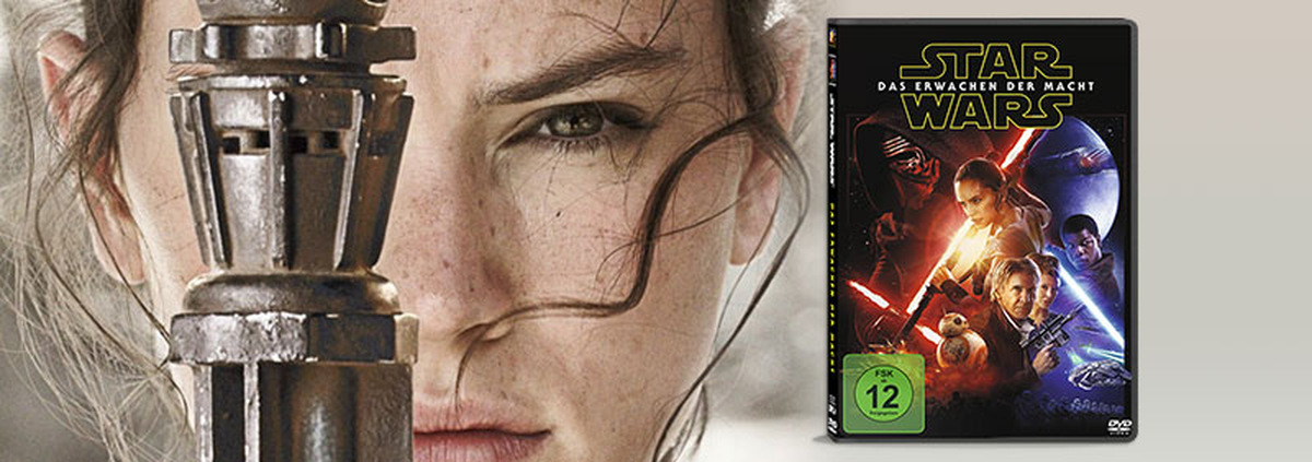 Star Wars Episode VII: Die Macht erwacht in Ihrem Heinkino!