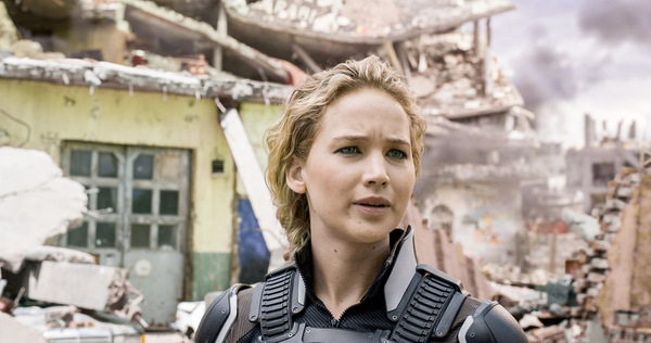 Jennifer Lawrence in 'X-Men Apocalypse'