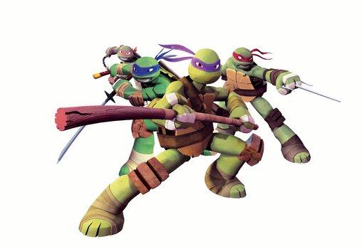 Teenage Mutant Ninja Turtles - Die Herausforderung