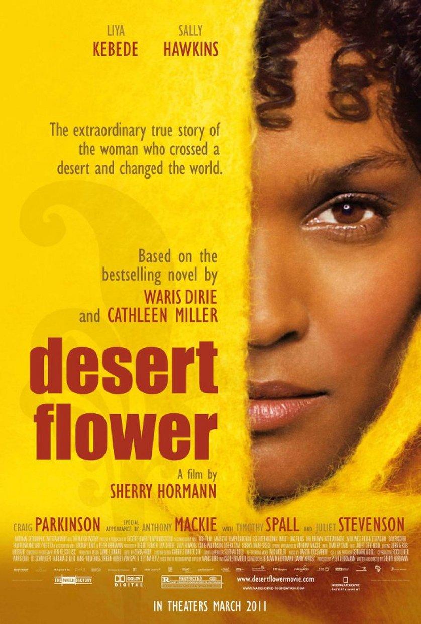 Wüstenblume Film