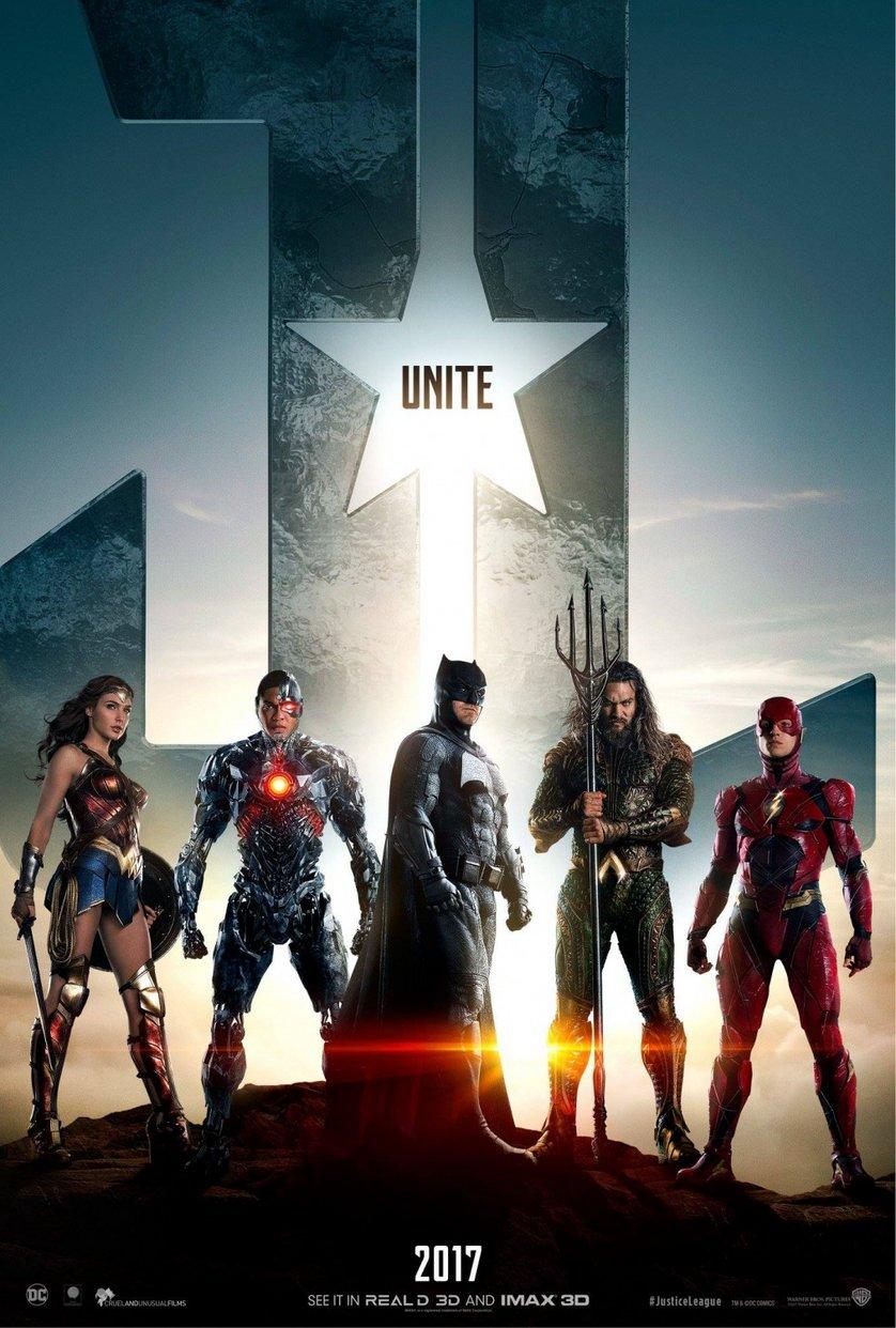 Justice League Leihen