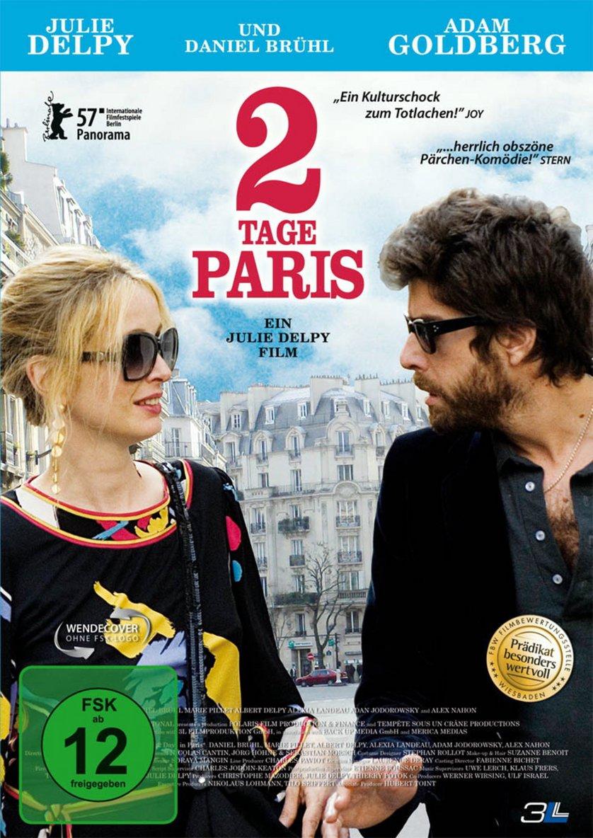 2 Tage Paris Trailer