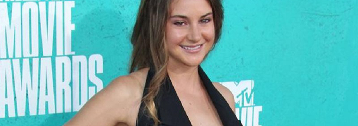 Shailene Woodley: Shailene Woodley hat Scham vor Sex-Szenen