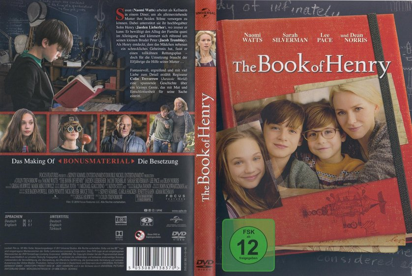 The Book Of Henry Kritik