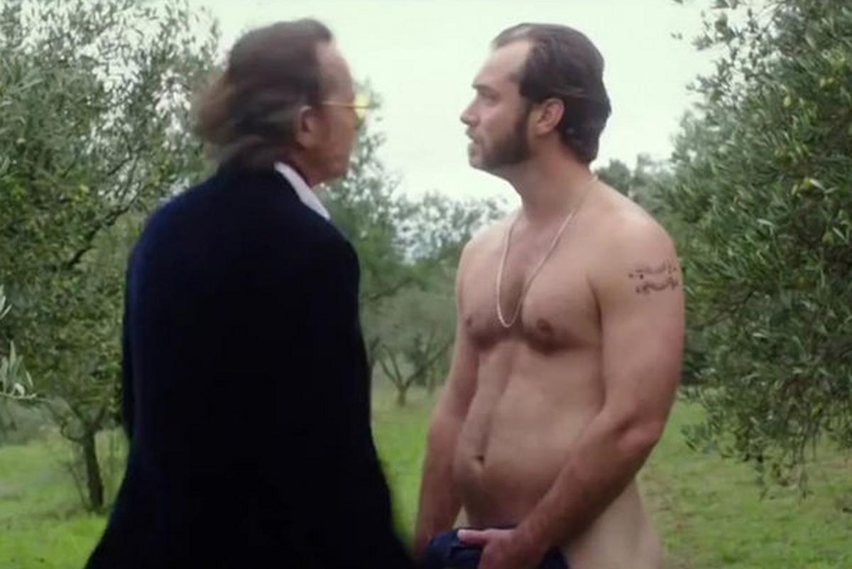 mannliche promis nackt
