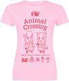 Animal Crossing Rosina & Björn powered by EMP (T-Shirt)
