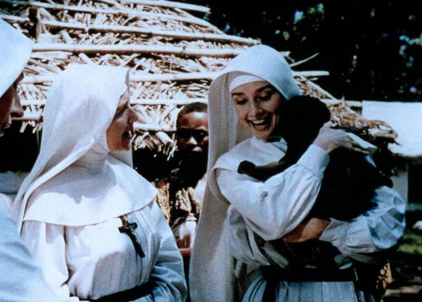 die geschichte einer nonne