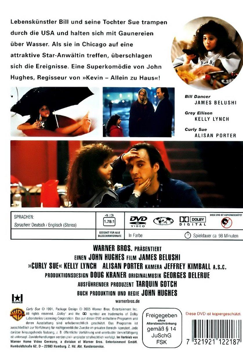 Curly Sue Ein Lockenkopf Sorgt Für Wirbel Dvd Blu Ray