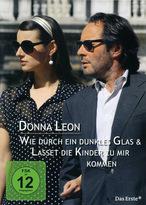 Donna Leon - Wie durch ein dunkles Glas & Lasset die Kinder zu mir kommen