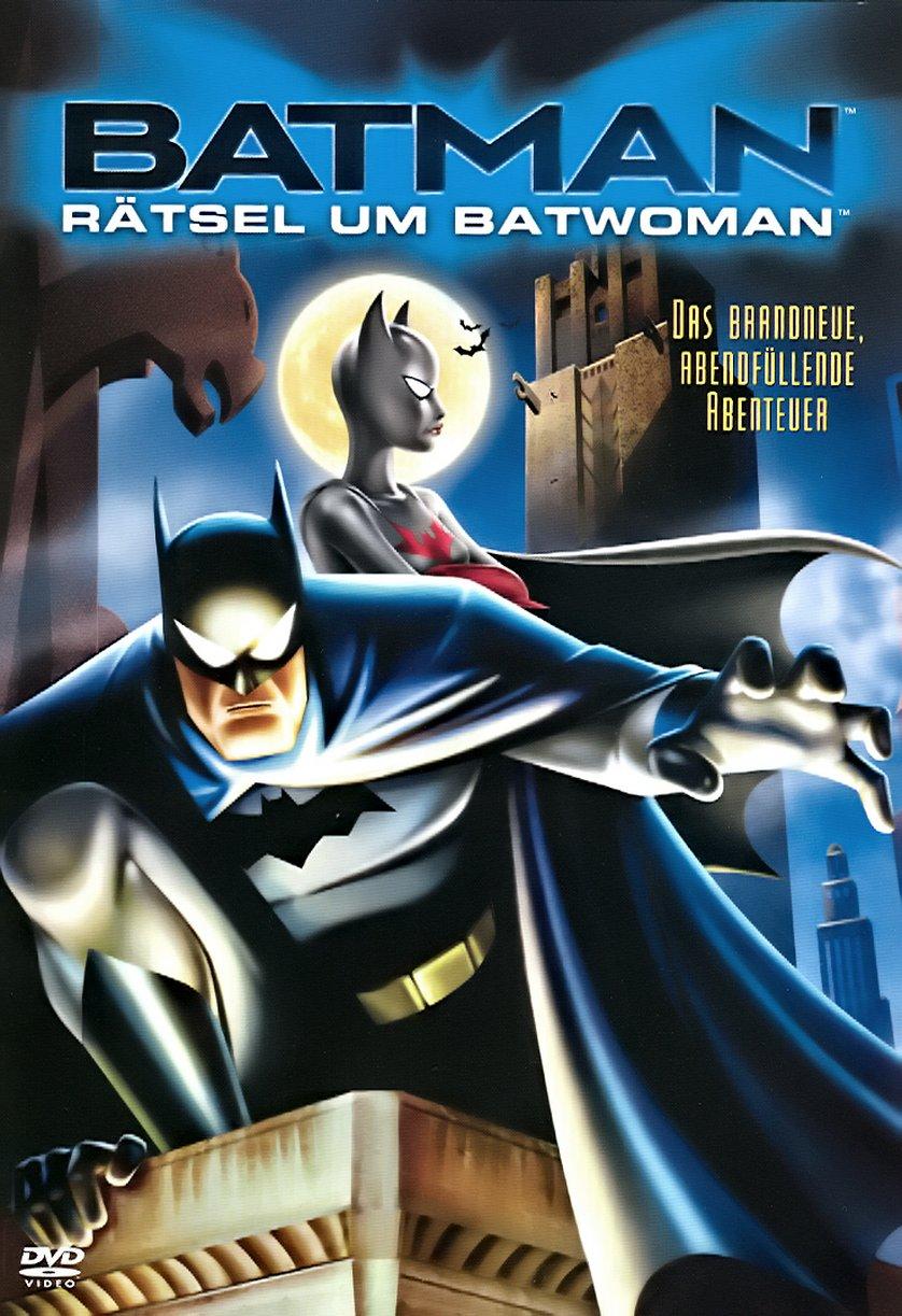 Batman – Rätsel Um Batwoman