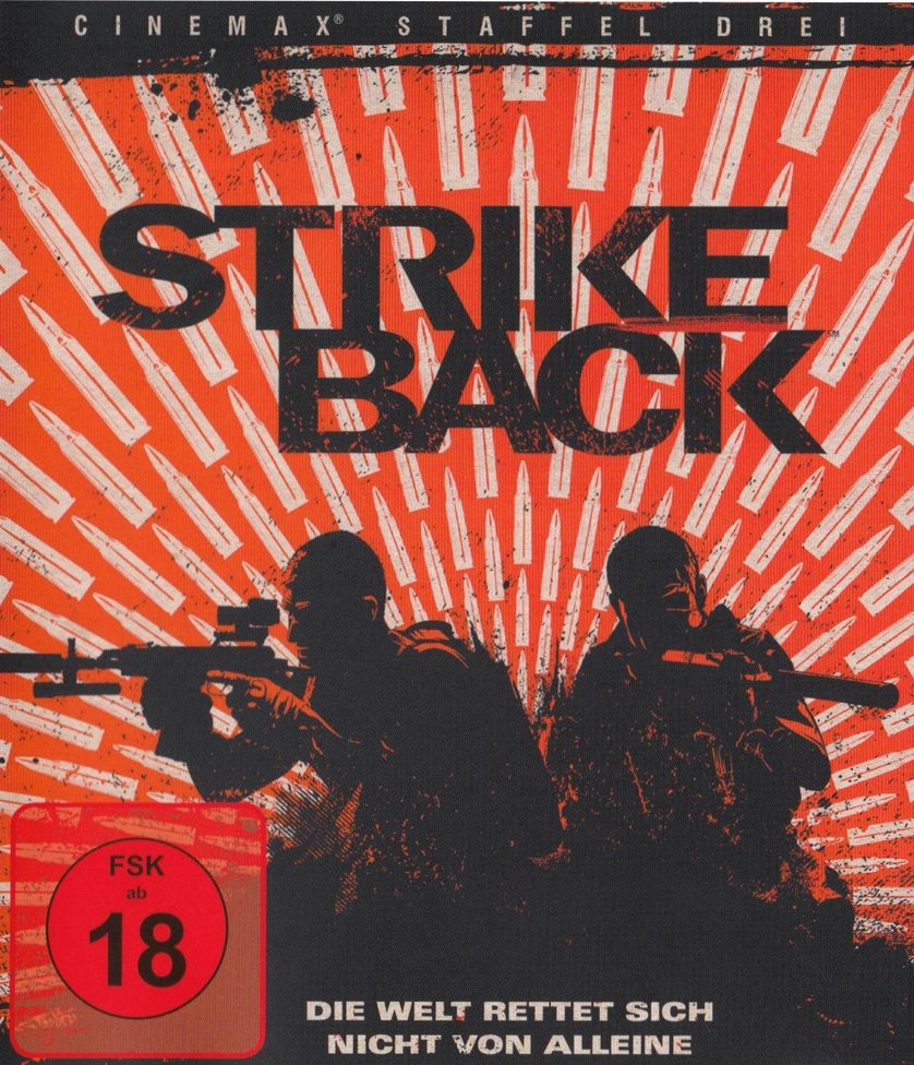 Strike Back Staffel 3