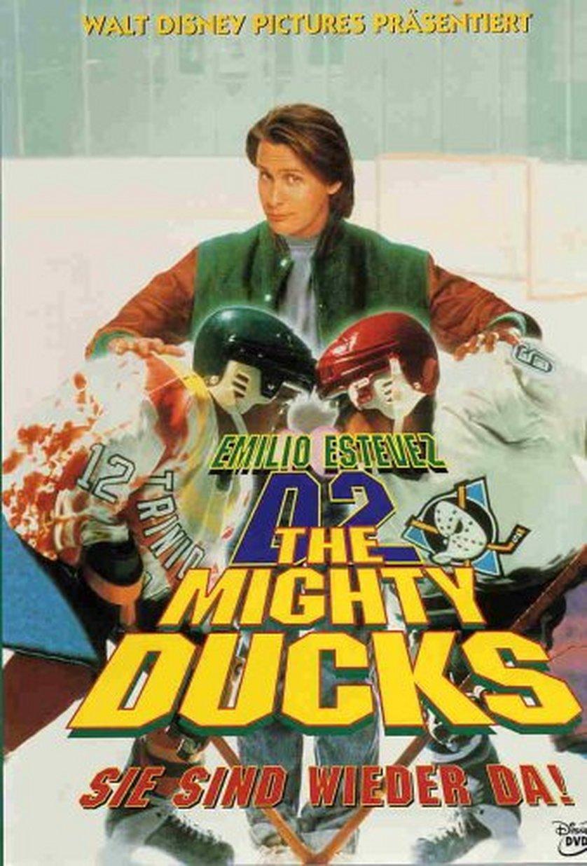 mighty ducks 2 blu ray