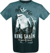 Suicide Squad 2 - King Shark powered by EMP (T-Shirt)