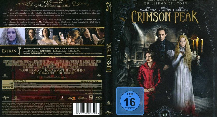 Crimson Peak Stream Deutsch