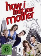 How I Met Your Mother - Staffel 2