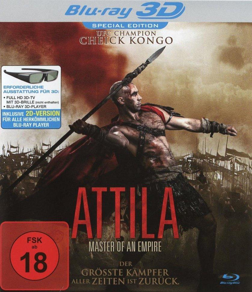 Attila Master Of An Empire