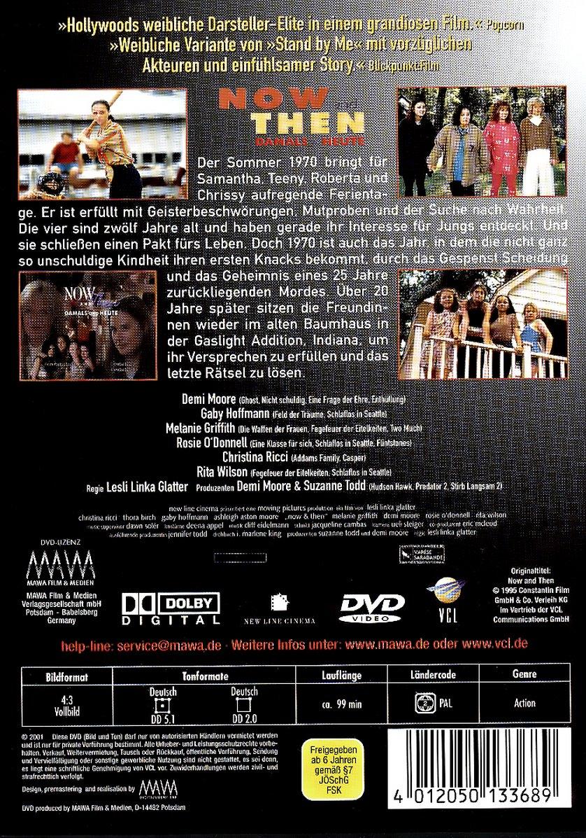 Now and Then DVD oder Blu ray leihen   VIDEOBUSTER.de