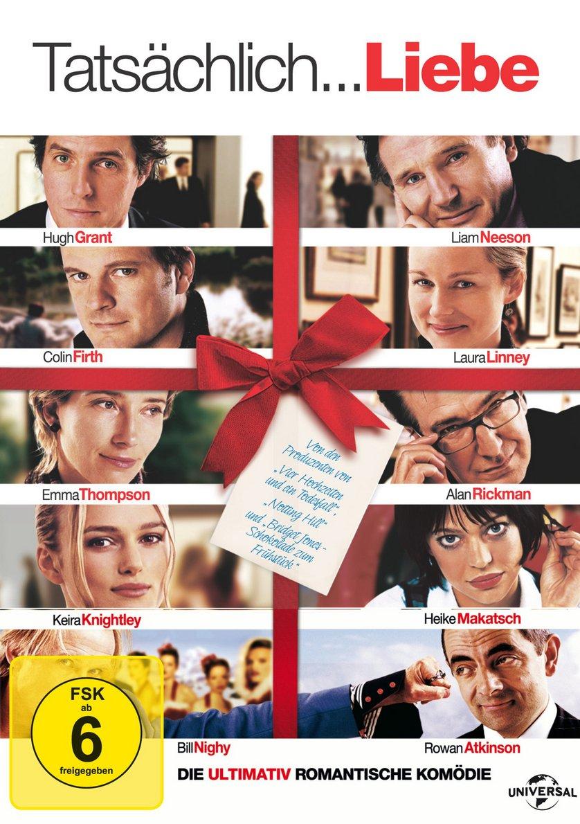 Tatsächlich... Liebe: DVD oder Blu-ray leihen - VIDEOBUSTER.de