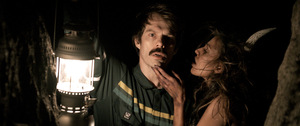 Thomas Aske Berg als Vidar Hårr in 'Vidar the Vampire' © Donau Film