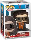 V - Die Besucher Diana Vinyl Figur 1057 powered by EMP (Funko Pop!)