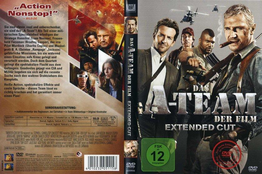 Das A Team Film