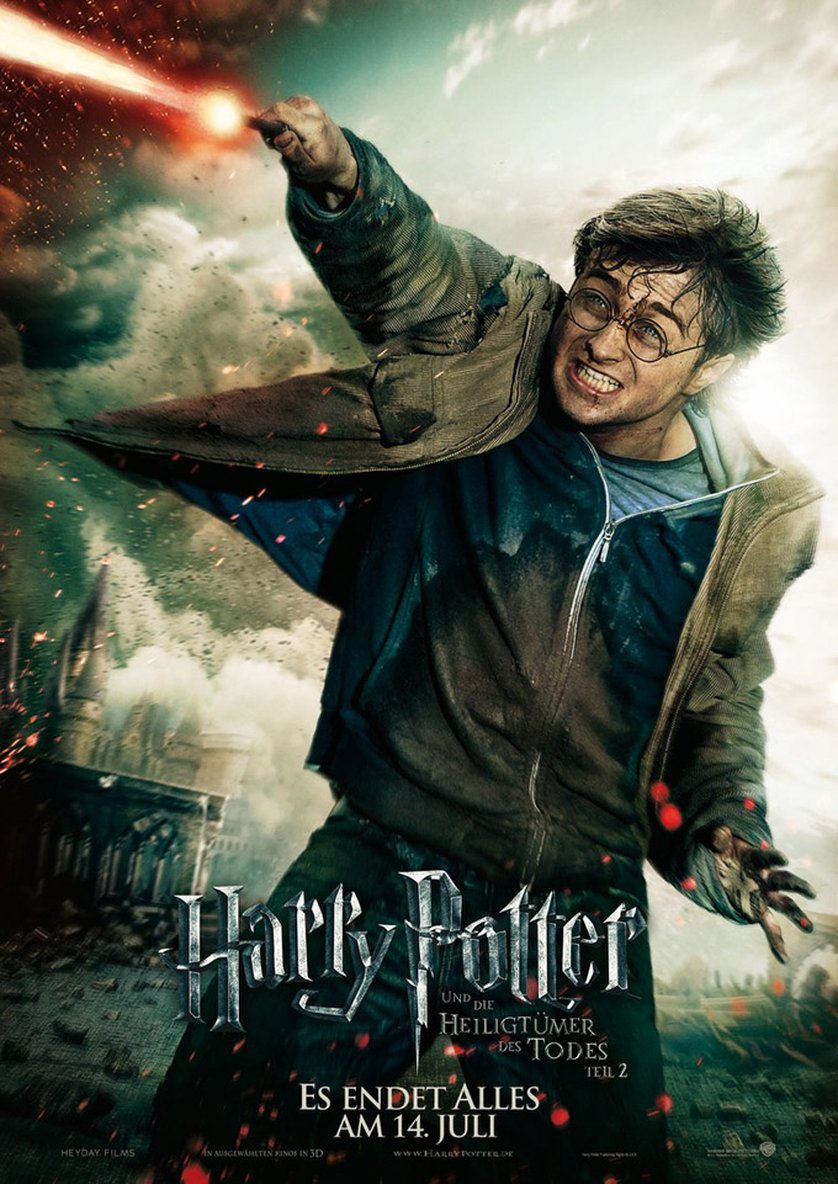 Harry Potter Und Die Heiligtümer Des Todes – Teil 2