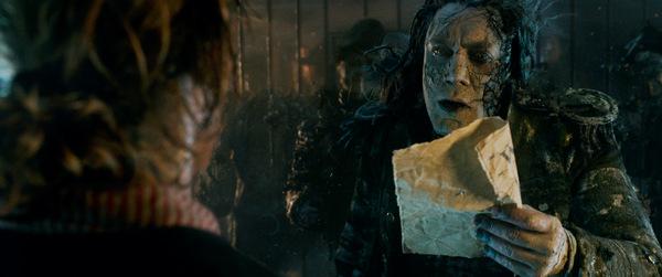 Javier Bardem als Captain Salazar © Walt Disney Studios
