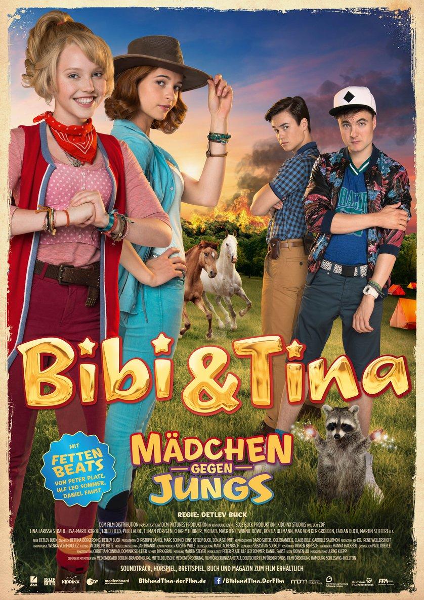 der ganze film von bibi und tina 3