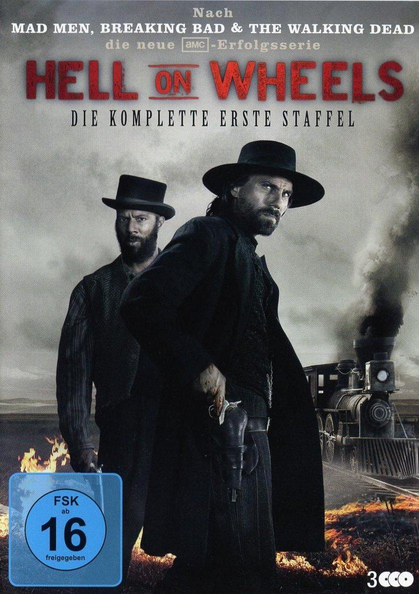 Hell On Wheels Staffel 1