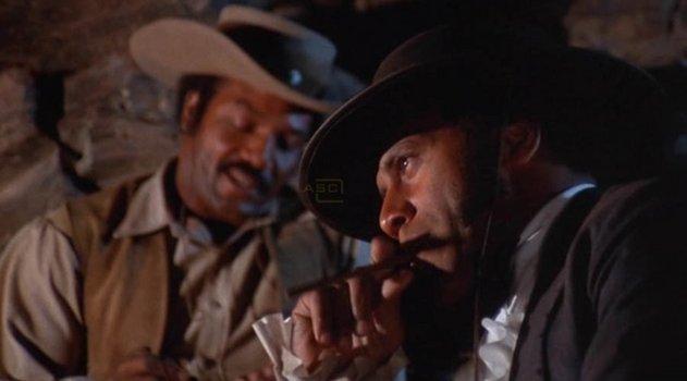 Der schwarze Cowboy - Tote brauchen keine Dollars