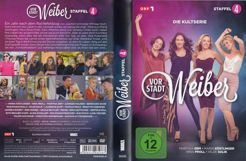 Vorstadtweiber Staffel 4 Dvd Oder Blu Ray Leihen Videobuster De