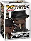 Notorious B.I.G. Notoroius B.I.G Rocks With Fedora Vinyl Figure powered by EMP (Funko Pop!)