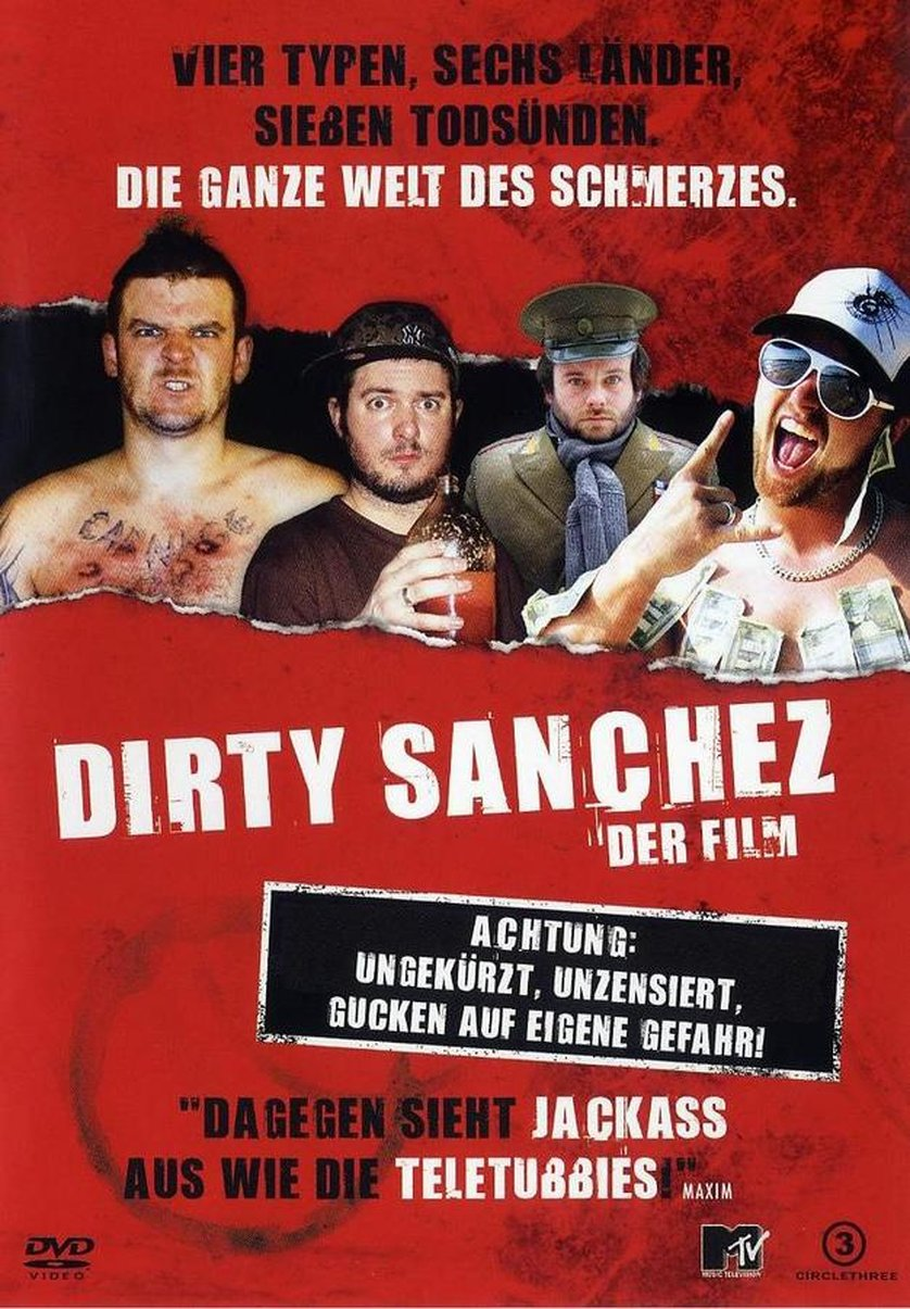 Dirty Sanchez: Der Film