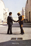Pink Floyd Wish you were here powered by EMP (Poster)