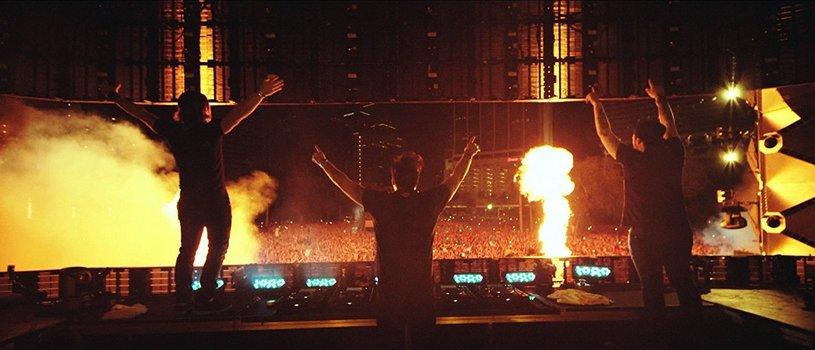 Swedish House Mafia - Leave the World Behind